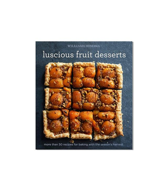 Williams Sonoma Luscious Fruit Desserts Cookbook