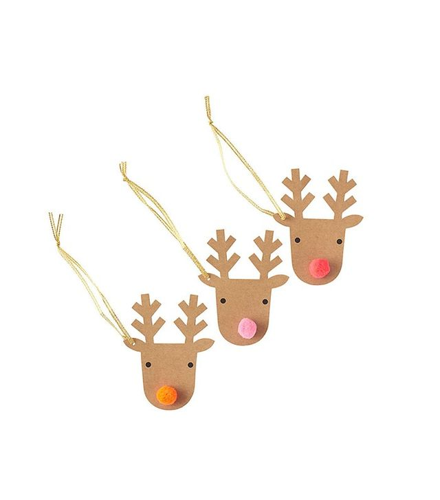 Paper Source Reindeer Gift Tags