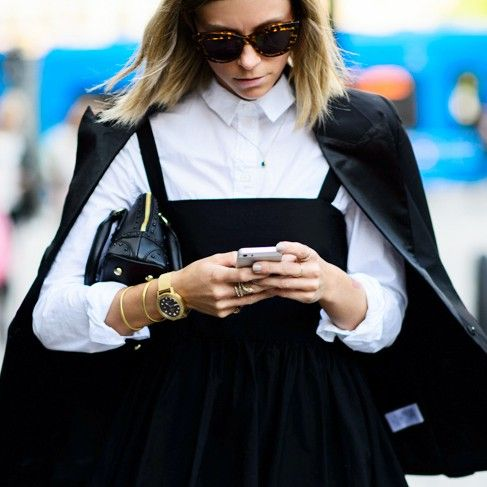 Easy Outfit Tips We Learned From Street Style in 2015