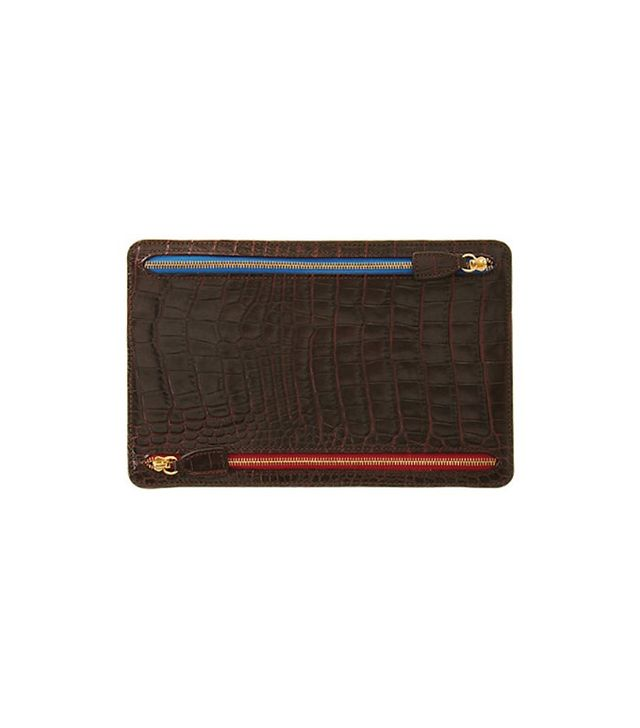 Smythson Currency Case