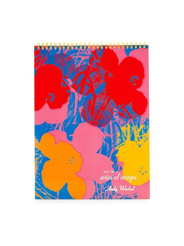 Art Markit Andy Warhol: Flowers Sketchbook