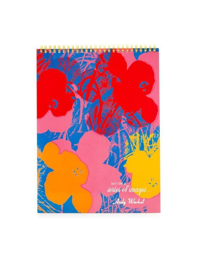 Art Markit Andy Warhol: Flowers Sketchbook