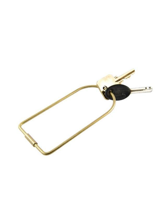 Areaware Key Ring/Bend