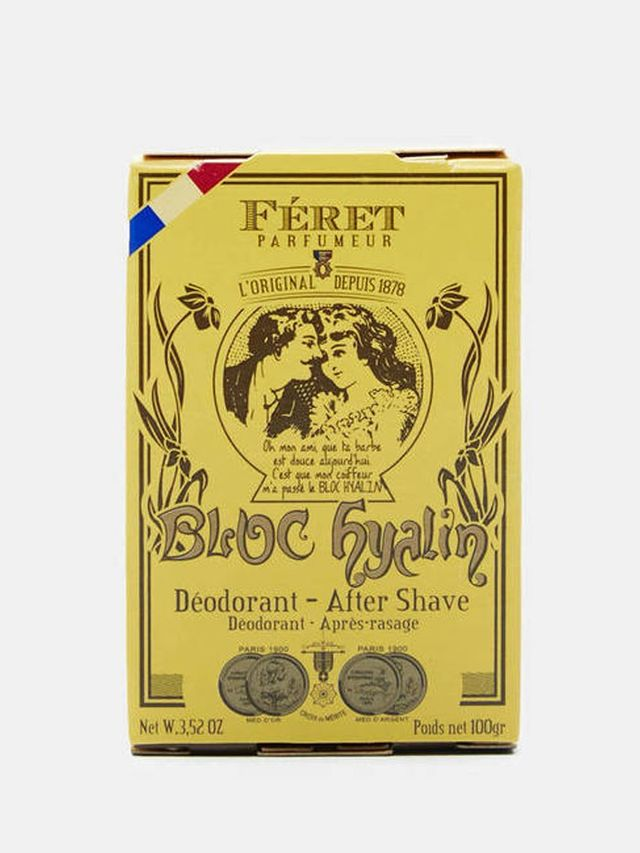 Feret Bloc Hyalin Alum Block