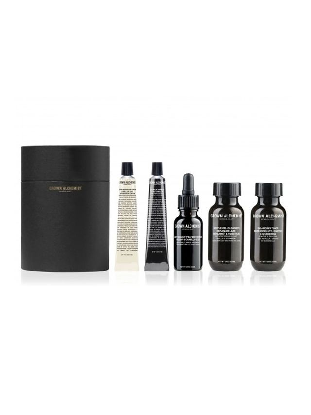 Max & Moritz Grown Alchemist Facial Kit