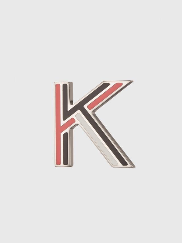 Proenza Schouler K Letter Pin