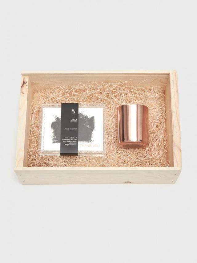 The Dreslyn Home Box Rose