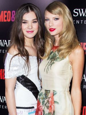 Taylor Swift Gave the Best Career Advice to Hailee Steinfeld