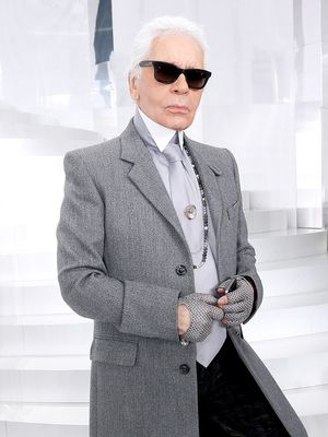 See Karl Lagerfeld as the New James Bond
