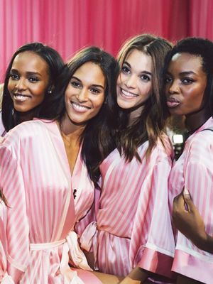 The $9 Blush Behind Every Victoria's Secret Angel's Rosy Glow