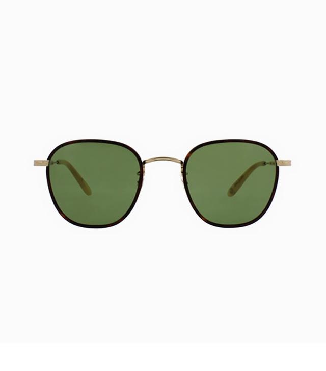 Garrett Leight Grant Sun Sunglasses