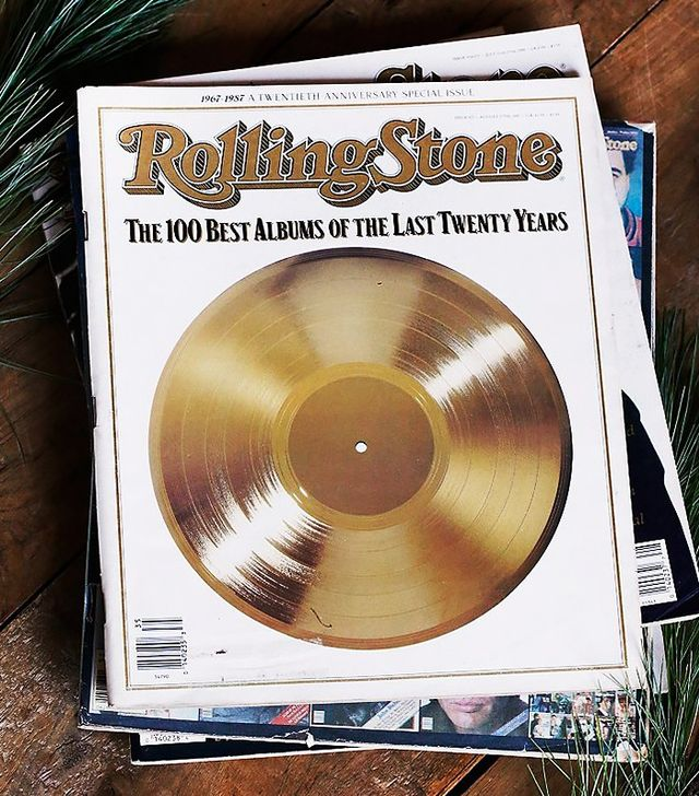 Vintage Loves Vintage Rolling Stone Magazine