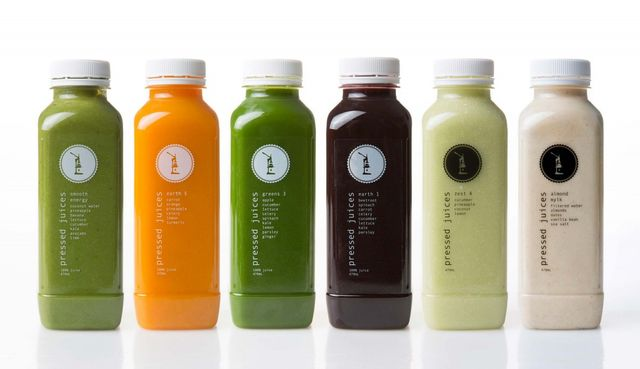 Pressed Juices Basic Cleanse