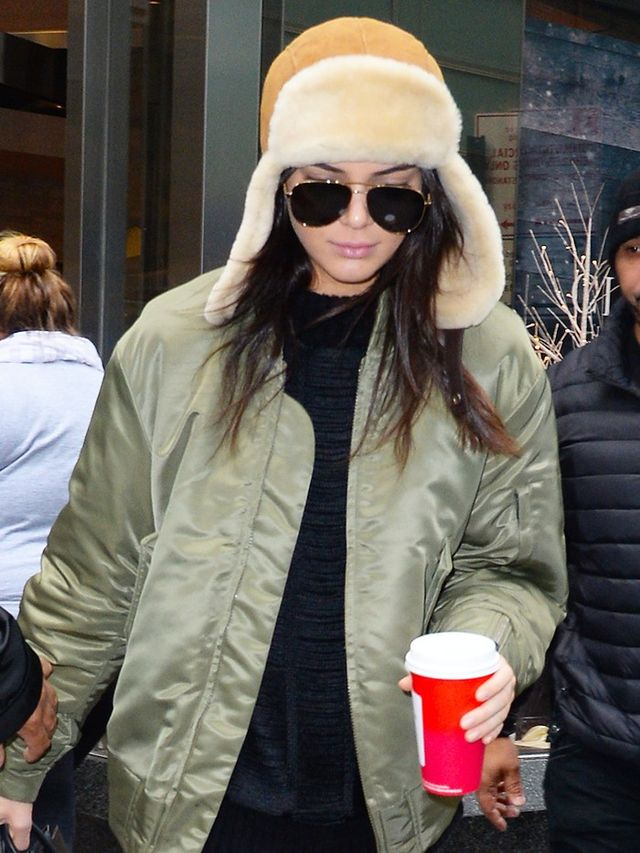Kendall Jenner Wore The Ugg Boots You Ll Wear All Winter