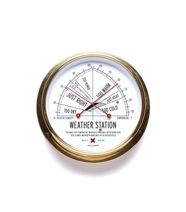 Best Made Co. The Weather Station