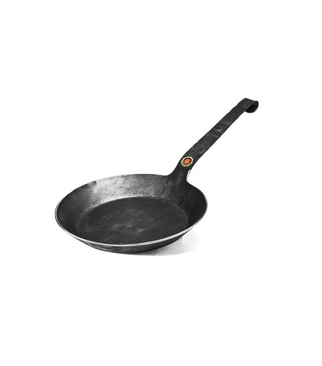 Turk Forged Criss-Cross Iron Fry Pan