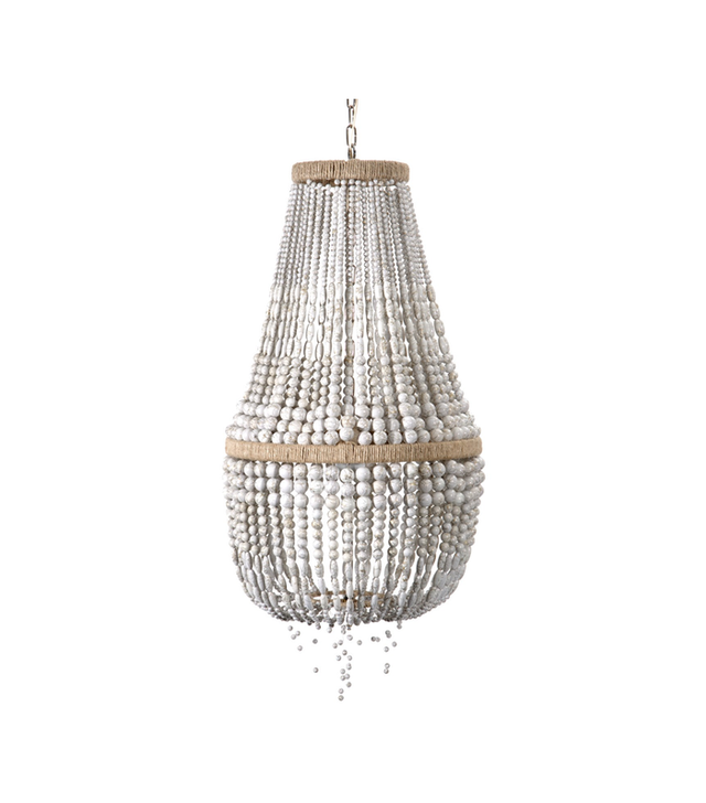 "Scenario Home 18"" Malibu Up Beaded Chandelier"