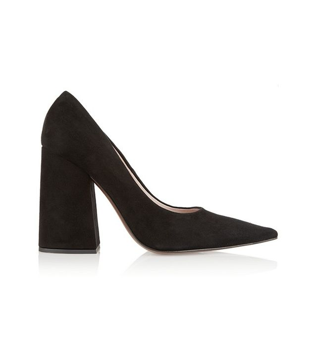 Victoria Beckham Suede Shoes