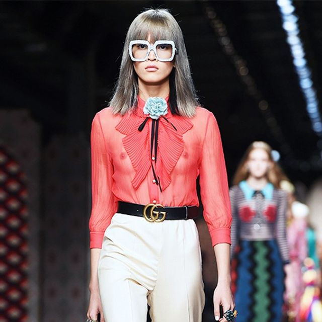 The Gucci Catwalk Comes to London!