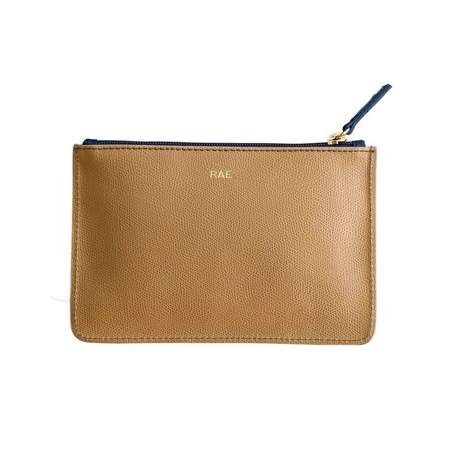 Mark and Graham Piazza Zip Pouch