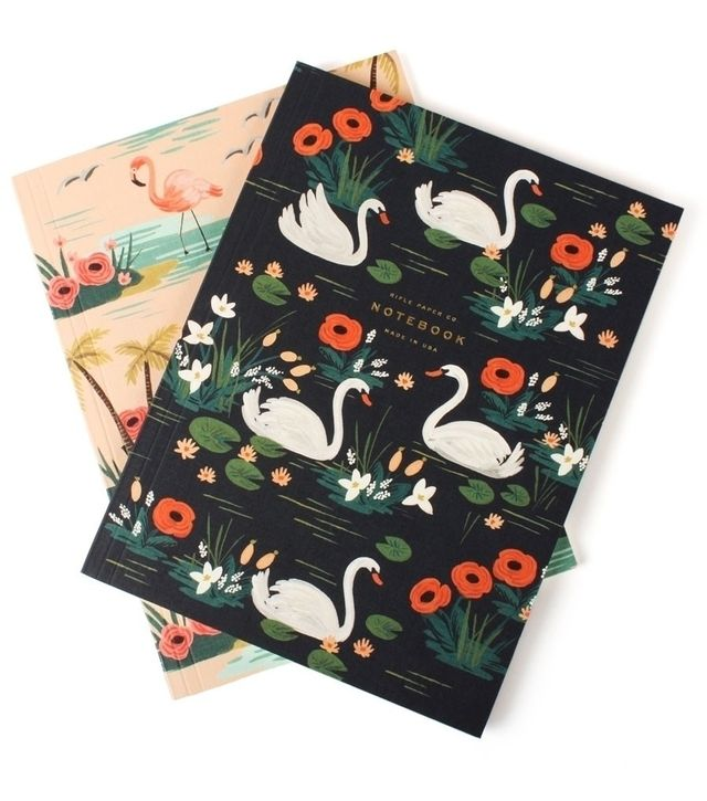 Rifle Birds of a Feather Notebook Set