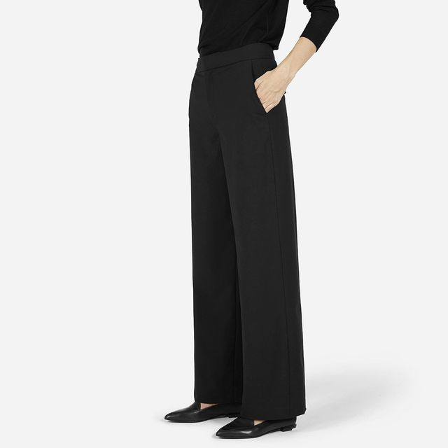 Everlane The Slouchy Wide Leg Pant
