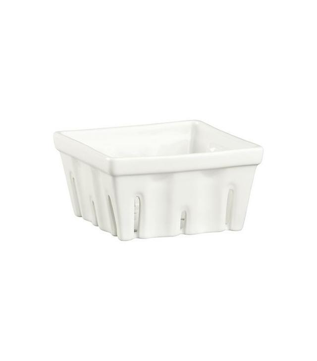 Crate & Barrel Berry Box Colander