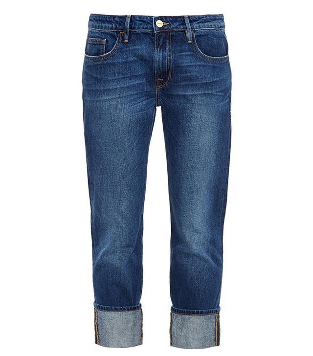 Frame Denim Le Grand Garcon Starfield Boyfriend Jeans
