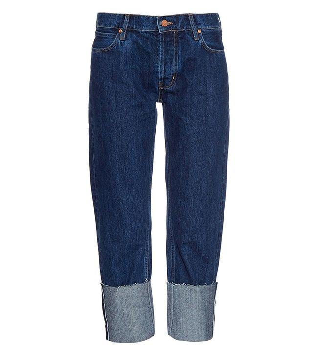 MiH Jeans Phoebe Mid-Rise Jeans