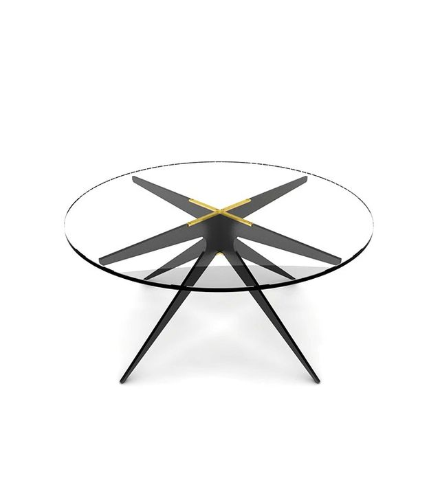 Gabriel Scott Dean Round Coffee Table