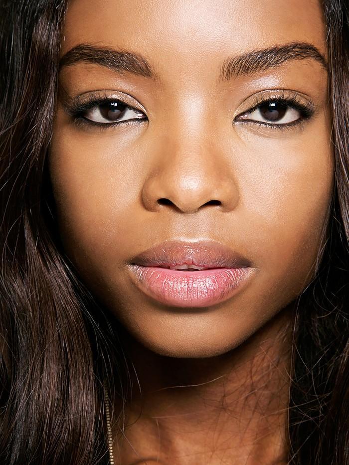 Highlights for Dark Skin - Hair Highlights for Dark Skin, Ideas for Dark Skin Highlight