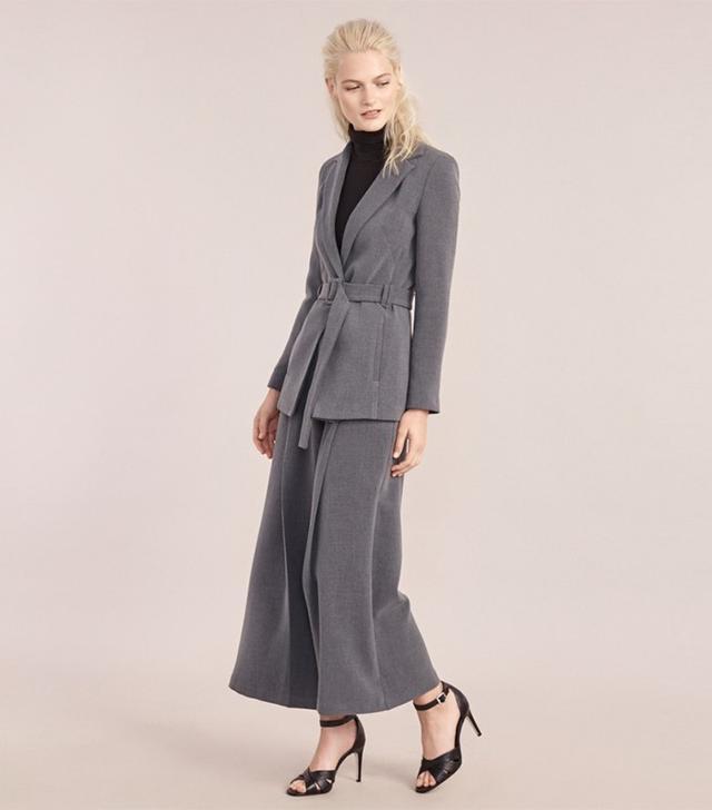 Atterley Road Grey Belted Jacket