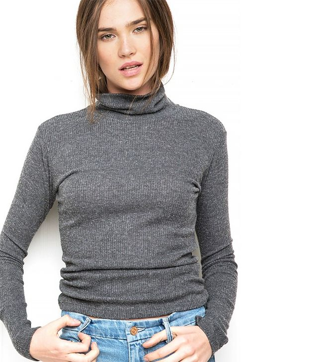 Brandy Melville Kash Turtleneck Top