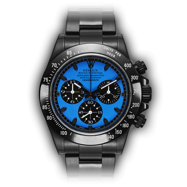 Rolex Daytona SC Blue Watch
