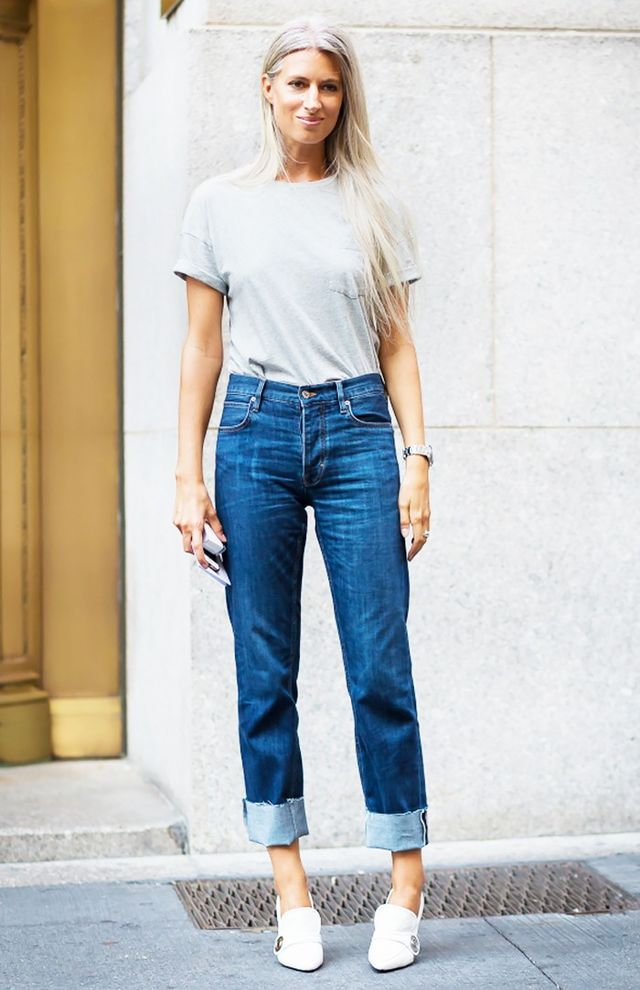 How to Add Style to a T-Shirt and Jeans | WhoWhatWear