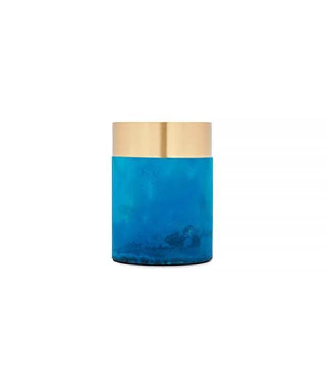 &Tradition Blue Brass True Colour Vase