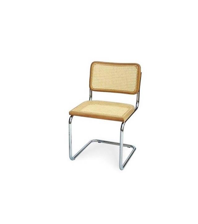 Knoll Cesca Cane Woven Armless Chairs