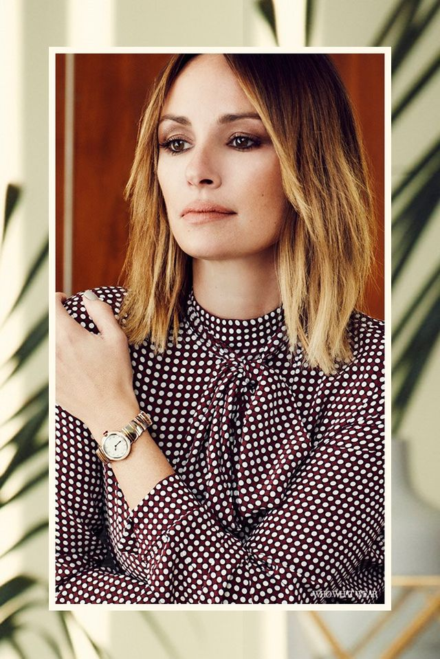 What do you think a watch brings to a wardrobe that other jewelry pieces don't?