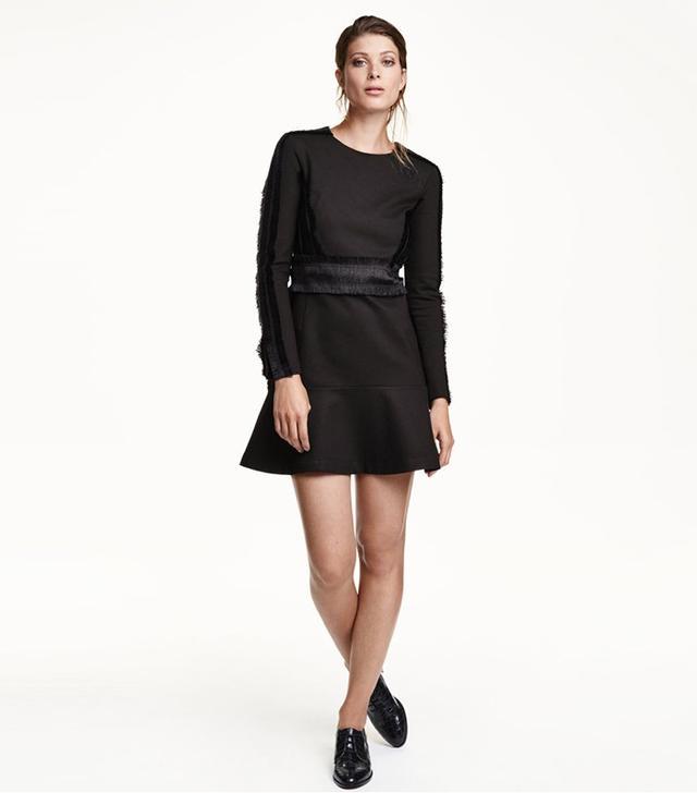H&M Dress with Fringe