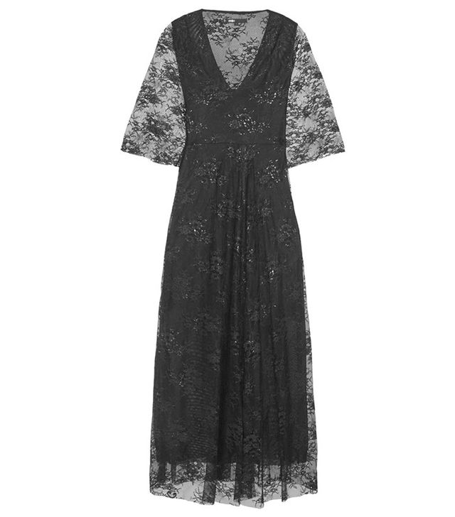 Maje Rafinee Lace Dress
