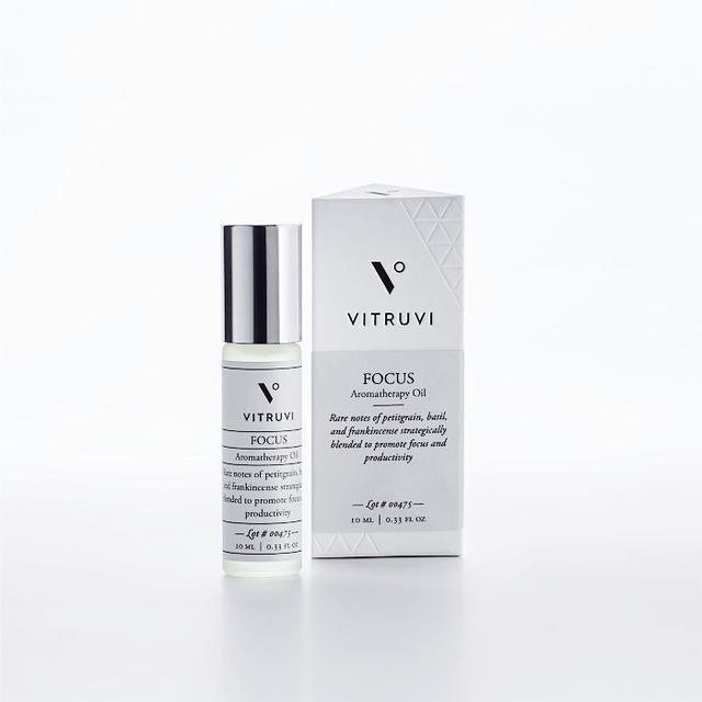 Vitruvi Focus Aromatherapy Oil