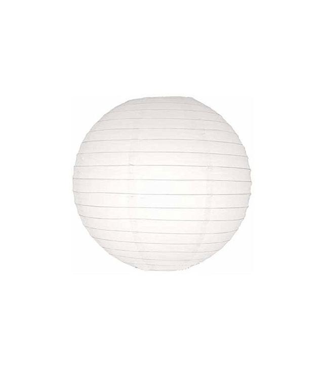 Perfectmaze Round Paper Lantern