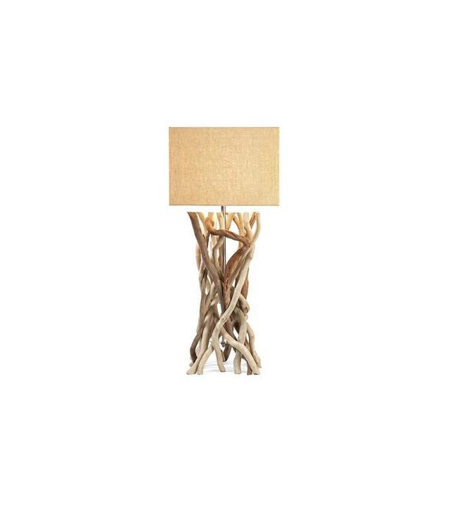 IMAX Explorer Driftwood Table Lamp