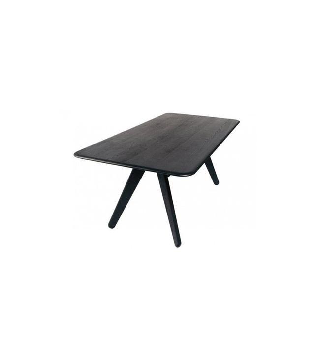 Tom Dixon Black Slab Table