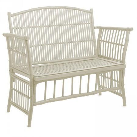 Alfresco Emporium Bamboo Love Seat