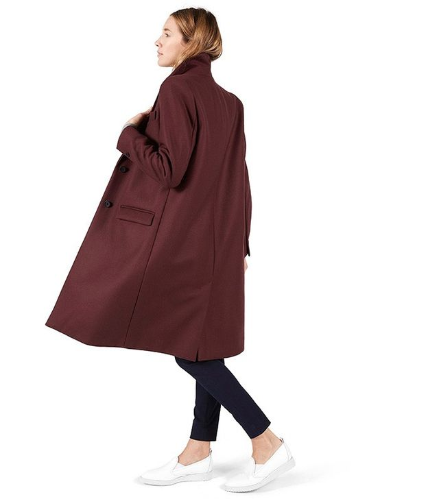 Everlane The Wool Overcoat