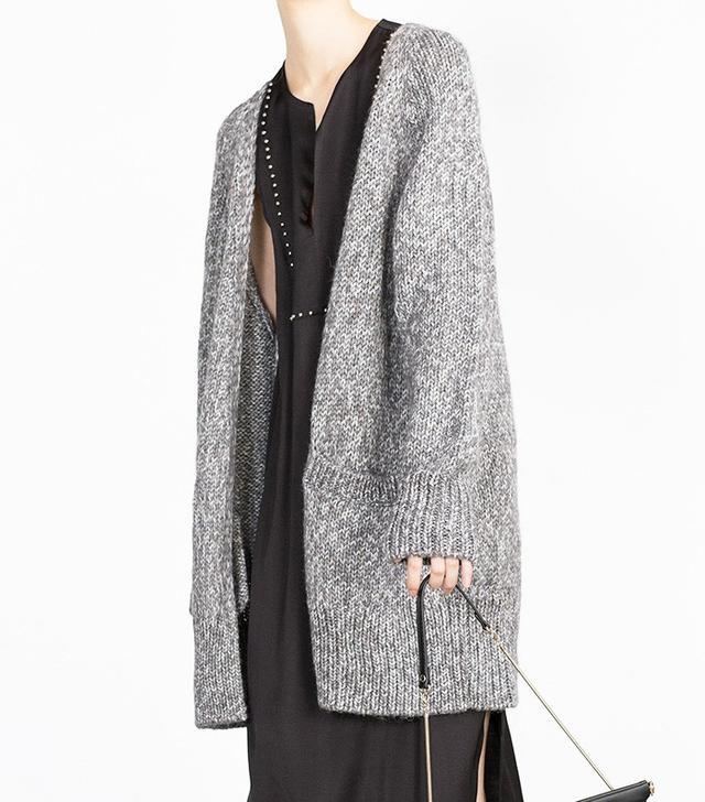 Zara Oversized Cardigan