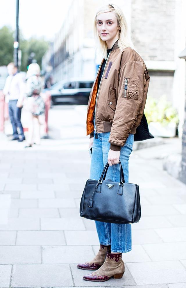 6 Smart Ways to Style Your Bomber Jacket