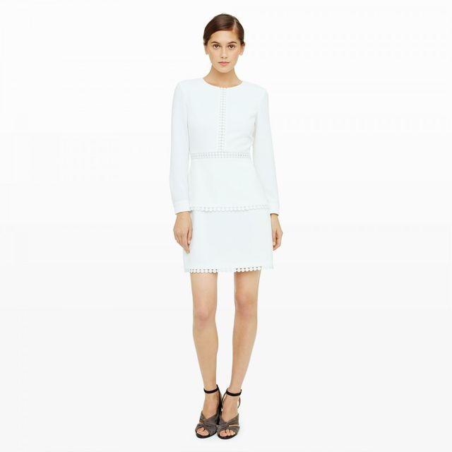 Club Monaco Terrona Tiered Dress