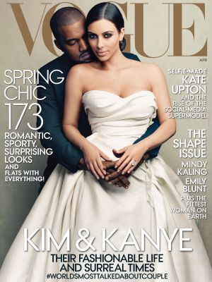 Grace Coddington: KimYe's Vogue Cover Was My Idea